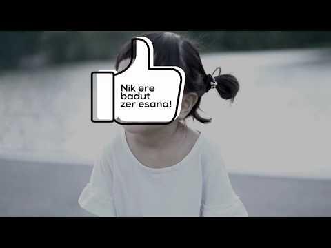 Nik ere badut zer esana! | Like Zibereskubideak 2019