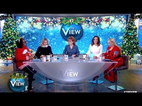 Discuss NYC Bombing & California Wildfires - The View