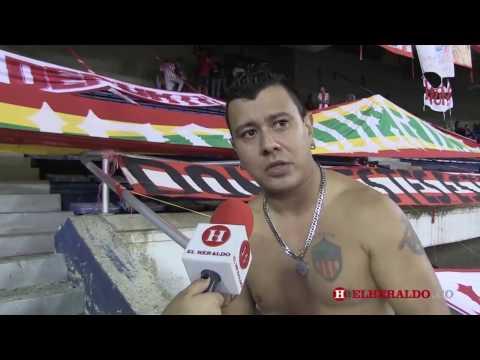 Desde el 'nido' |La Banda De Los Kuervos| - La Banda de Los Kuervos - Junior de Barranquilla