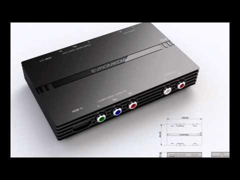 Захват видео (игры) + HD оцифрока  EvroMedia Pro Gamer HD