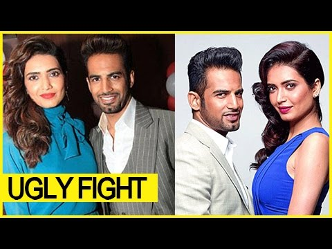 Upen patel and Karishma Tanna Social Media Fight
