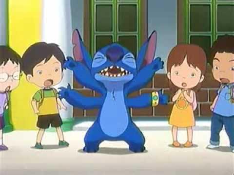 Stitch! Episode 11 1-3