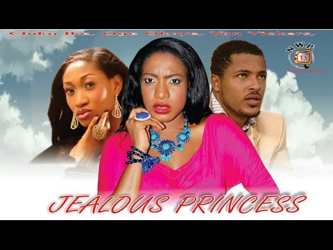 Jealous Princess    - Nigerian Nollywood  Movie