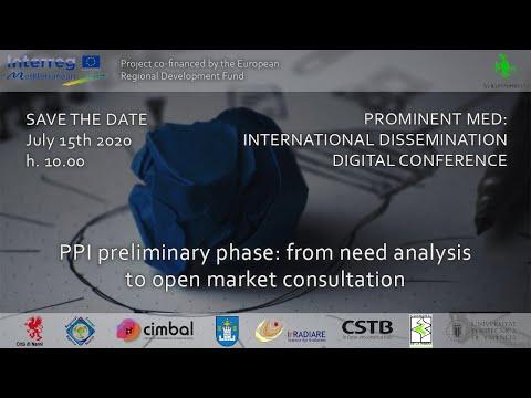 PROMINENT MED: INTERNATIONAL DISSEMINATION DIGITAL CONFERENCE - 15.07.2020
