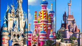 Video Top 5 Biggest Disney Castle Mistakes! MP3, 3GP, MP4, WEBM, AVI, FLV September 2019