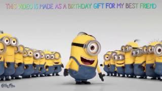 Video MINIONS - HAPPY BIRTHDAY - N'SYNC MP3, 3GP, MP4, WEBM, AVI, FLV November 2018
