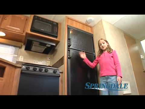 Keystone RV thumbnail for Video: Kitchen - Keystone Springdale