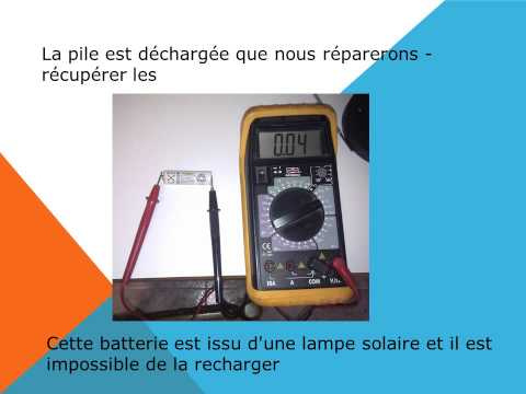 comment reparer une batterie d'ordinateur portable