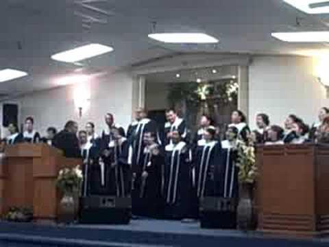 """I Will Worship"" Apostolic Tabernacle Choir"