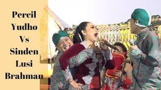 Video Percil Yudho vs Sinden Lusi MP3, 3GP, MP4, WEBM, AVI, FLV Oktober 2018
