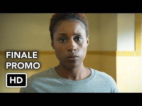 """Insecure 1x08 Promo """"Broken as F**k"""" (HD) Season Finale"""
