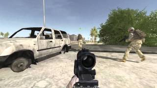 Battlefield 2: Project Reality Cooperative Battle of Fallujah