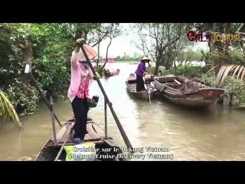 Croisière sur le Mékong Vietnam (Mekong Cruise Discovery - Galatourist)