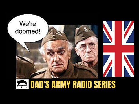 DAD'S ARMY RADIO SERIES ❤️ A Stripe for Frazer We're Doomed!