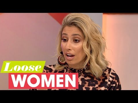 Stacey Solomon Felt Completely Unprepared for the Realities of Childbirth | Loose Women