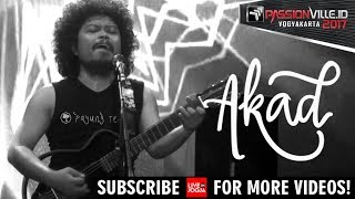 Video Payung Teduh - Akad (Passionville 2017 Jogja) MP3, 3GP, MP4, WEBM, AVI, FLV Juli 2018