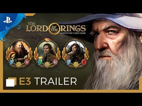 E3 2019 Trailer de The Lord of the Rings : Adventure Card Game