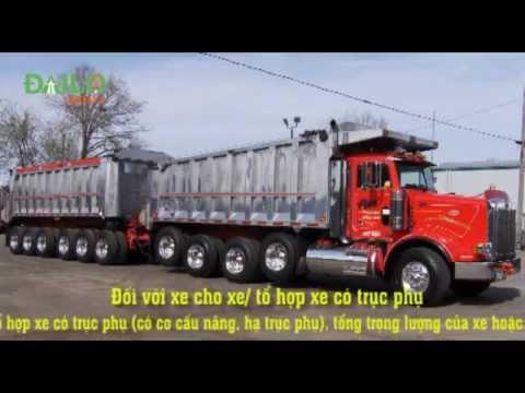 Xe quá tải, cơi nới thùng phải bị xử lý...