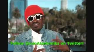 Download Lagu Andre 3000 Wants to Stop Rapping by 40 To Not Water Down Hip Hop with Old Blood. Mp3