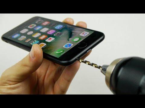 Как самому сделать разъем для наушников в Apple iPhone 7