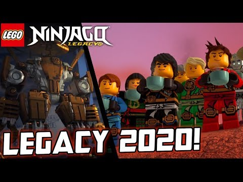 Ninjago LEGACY 2020 Wave 2! - My Thoughts 😊