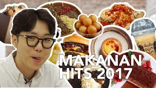Video MAKANAN HITS 2017 !! MP3, 3GP, MP4, WEBM, AVI, FLV November 2018