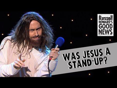 Byl Ježíš stand-up komik?