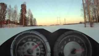 4. ski-doo mxz 600 topspeed