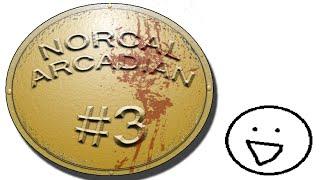 Norcal Arcadian Tournament  3 trailer (Not eSports)