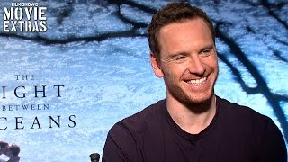 Michael Fassbender talks about The Light Between Oceans (2016)