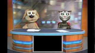 Stereo Tom & Ben News ~ Dubstep Tom Cat