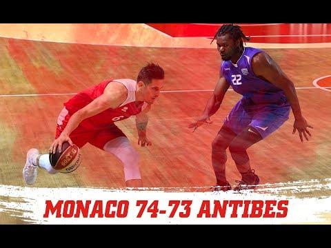 AMICAL — Monaco 74-73 Antibes — Highlights