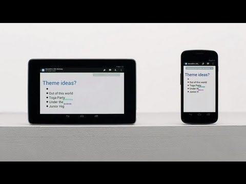 Image of Google Drive for Mobile Devices - Promo Video
