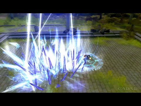 Cabal Online Slow-Motion Skills (Episode 10)