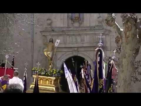 Domingo de Resurrecci�n - Jes�s Resucitado (San Andr�s) - Semana Santa Cuenca 2015