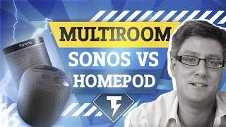 Multiroom: Sonos vs Apple Homepod | Conrad TechnikHelden
