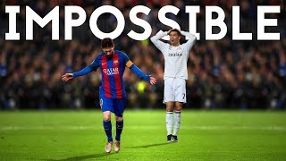 Video 10 Impossible Goals Scored By Lionel Messi That Cristiano Ronaldo Will Never Ever Score | HD MP3, 3GP, MP4, WEBM, AVI, FLV Januari 2019