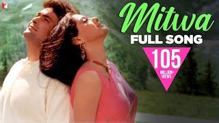 Video Mitwa - Full Song | Chandni | Rishi Kapoor | Sridevi | Lata Mangeshkar | Babla Mehta MP3, 3GP, MP4, WEBM, AVI, FLV September 2019