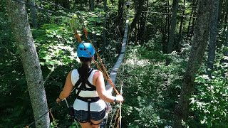 Scenic Caves Eco Adventure Tour in Collingwood, Ontario, Canada