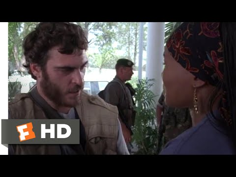 Hotel Rwanda (2004) - Help Arrives Scene (6/13) | Movieclips