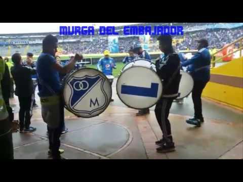 BLUE RAIN - LBDB DE PREVIA | 4tos de final 2016 - Blue Rain - Millonarios
