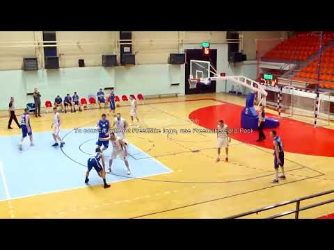 "1 kolo Play out KK ""Pozarevac″ – KK ""Student"" 87:81"