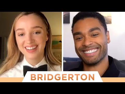 """The """"Bridgerton"""" Cast Finds Out Which Characters They Really Are"""