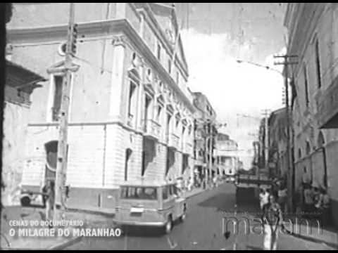O MILAGRE DO MARANHAO CARACTERES