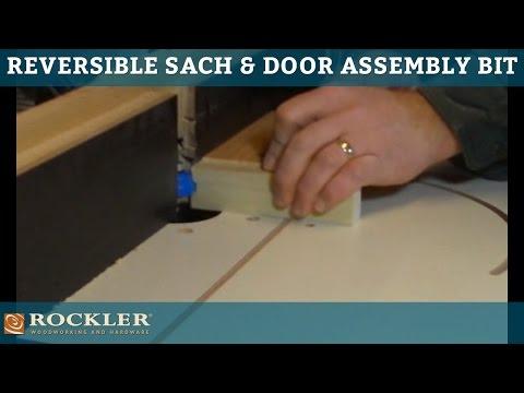 ockler Sash & Door Router Bit