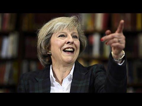 Βρετανία: Την υποψηφιότητά της για την πρωθυπουργία ανακοίνωσε η υπουργός Εσωτερικών