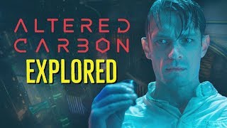 Video ALTERED CARBON (2018) Cortical Stacks + Sleeves EXPLORED MP3, 3GP, MP4, WEBM, AVI, FLV Oktober 2018
