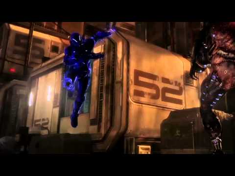 0 Special Forces multiplayer mode demonstrated for Mass Effect 3