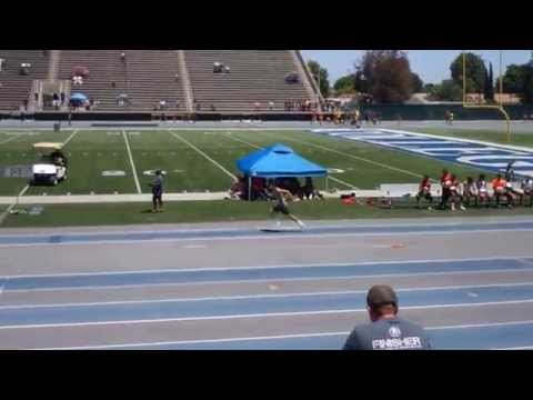 2014 USATF So. California Association - LEAP Squad Track Club Highlights