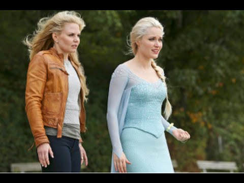 """Once Upon A Time After Show Season 4 Episode 9 """"Fall"""" 
